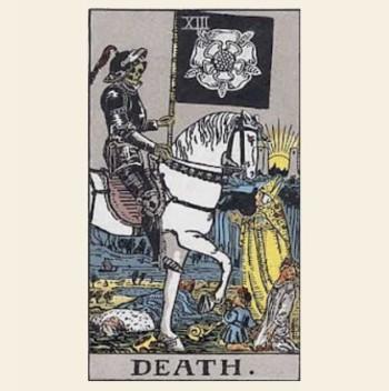 Смерть в сочетании с другими картами