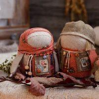 Крупеничка — кукла-оберег