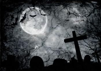 Снятие порчи на кладбище