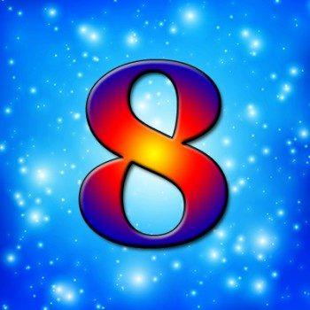 Число судьбы 8