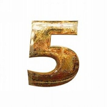 Значение числа 5