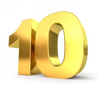 Значение 10 в нумерологии