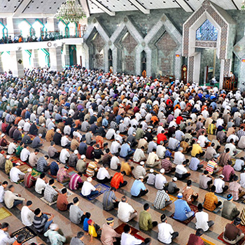 мусульманская молитва от шайтана